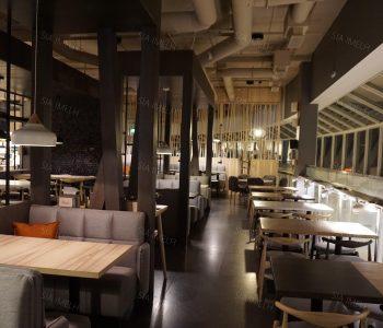 Chat kafejnīca-restorāns Stockmann iepirkšanās centrā