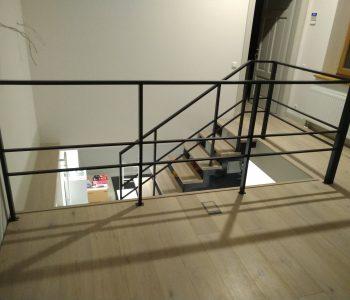 Kāpnes privātmājā